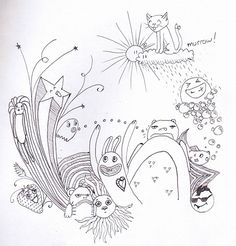 Doodles :] Jaime Quinn.