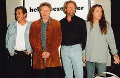 Glenn, Don, Felder & Timothy Eagles Music, Eagles Lyrics, Eagles Band, Rock N Roll Music, Rock And Roll, Great Bands, Cool Bands, Eagles Take It Easy, Glen Frey