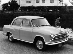Morris Cowley - 1956