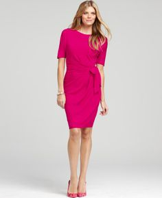 Ann Taylor Miracle Dress. Wow!