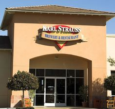 Karl Strauss Brewery Restaurant - Carlsbad, CA. On-site at Grand Pacific Palisades Resort & Hotel