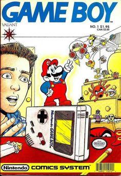 gameboy #nintendo #mario