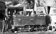 Mt Magnet's No 3 - an Mallett Steam Railway, Tasmania, Military Vehicles, Magnets, British, Industrial, Army Vehicles, Industrial Music