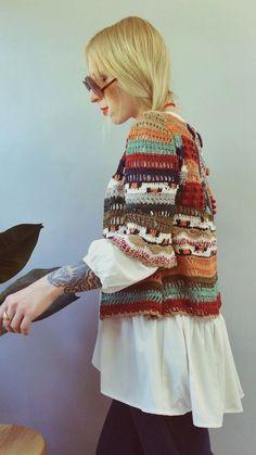 CLEOBELLA <br> Liz Crochet Kimono - product images of