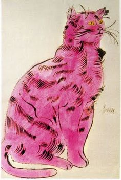 "BOOKTRYST: Rare Warhol ""Cats"" Book Estimated to Sell For $20K-$30K"
