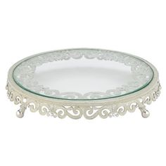 If I had the money, this would be mine!    Olivia Riegel Cake Plateau Stand: Amazon.com: Kitchen & Dining