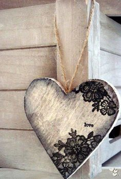 #lace #heart
