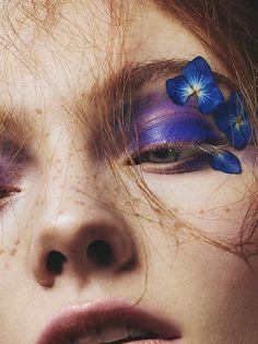 "The Beauty Model — ""Young Blood: Scarlett Burton""  Georgie Hobday by..."