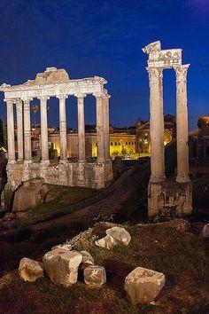Ancient History Cities -                                                              Roma - Il Foro ♠   da Alessandro Grussu