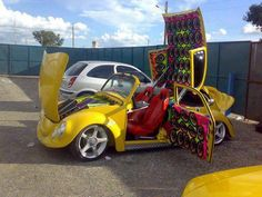 Slug bug.......party!