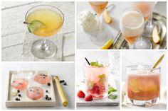 Het zonnetje, een terrasje, vakantie,... Wat ontbreekt er nog in dit plaatje? Juist, een cocktail! En nu er volop vers seizoensfruit is, moeten we daarvan profiteren en het gebruiken om er heerlijke frisse fruitcocktails mee te maken. En het voordeel is: deze cocktails zijn vrij laag in alcoholgehalte: je kan er meer van drinken, je krijgt minder calorieën binnen en het telt als één van je dagelijkse porties fruit. Van ons mag dat ;-)! Geniet ervan!