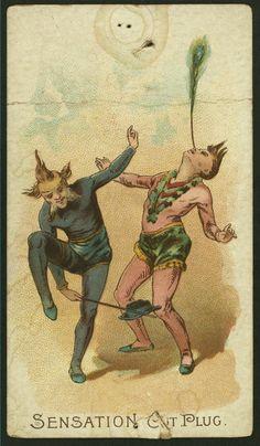 Cena do circo