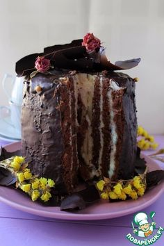 шоколадный флан carina