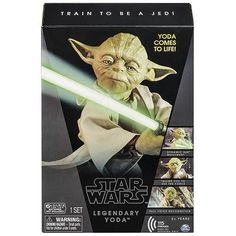 Star Wars Legendary Jedi Master Yoda - Collector Box Edition #NA