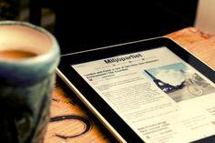 RSS - Snel, safe en simpel laatste nieuws lezen. #RSS (Really Simple Syndication) is een eenvoudige manier om: automatisch op de hoogte te blijven van nieuwe berichten zonder websites te bezoeken; nieuwe relevante informatie te ontdekken; snel interessante berichten te delen via de social media.