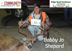 Bobby Jo Shepard