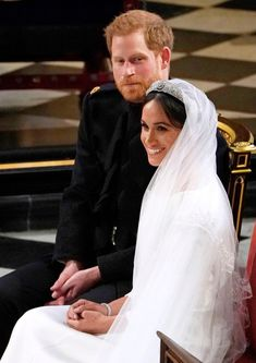 The Royals Had a Case of the 'Church Giggles' During American Preacher's Passionate Wedding Message