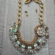 Holiday NecklaceFashion NecklaceStatement by CoraLaneJewelry