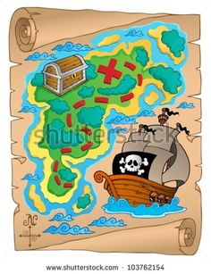 Detective fiesta juego para Kids con mapas nota y puzzle-partes Plus