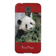 "50% OFF thru 11/26/14, Enter Code: SOOMANYCASES . . . Samsung Galaxy S5 Case Giant Panda Red - This case for the Samsung Galaxy S5 is part of our ""Giant Pandas"" collection, which includes matching kitchen items, other gifts, greeting cards, and wrapping paper. What a wonderful complement for your new Samsung Galaxy S5. Wonderful gift for panda lovers. Original photograph by Marcia Socolik, taken in Chengdu, China. All Rights Reserved © 2014 Alan & Marcia Socolik. #GalaxyS5 #GiantPandas…"