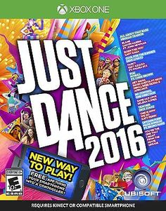 nice Just Dance 2016 - Xbox One Standard - For Sale View more at http://shipperscentral.com/wp/product/just-dance-2016-xbox-one-standard-for-sale/