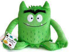 El monstruo de colores (edición álbum ilustrado, no versión pop-up) (Cuentos (flamboyant)) Robot Monster, Monster Party, Ugly Dolls, Cute Kawaii Drawings, Book Recommendations, Crafts For Kids, Craft Kids, Dinosaur Stuffed Animal, Paper Crafts