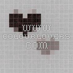 www.colourlovers.com - Sites de estampas e paletes lindas <3