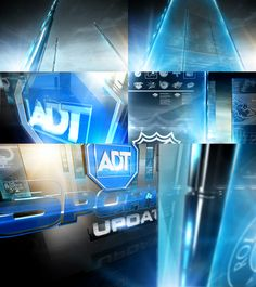 Seton Kim - Creative Direction - NBC ADT Sports Update