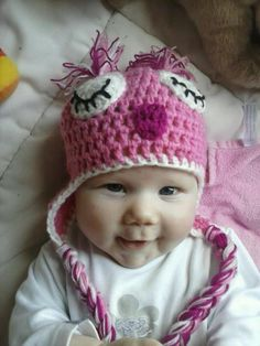 Uilenmuts roze