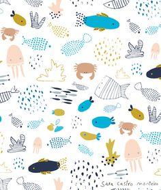 print & pattern: NEW WORK - sara castro monteiro