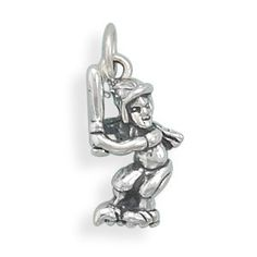 Assorted Female Sports Charms by jewelrymandave on Etsy, $21.95