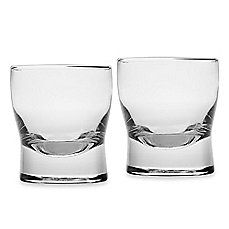 image of Denby China 8.5-Ounce Small Tumbler Glasses (Set of 2)