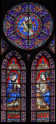 Salve Regina - Notre Dame - Paris, France