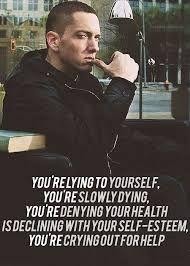 Image result for eminem addiction quotes