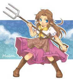 Malon <---------- THIS LOOKS LIKE IT COUKD BE A FIRE EMBLAM AND LEGEND OF ZELDA CROSSOVER!