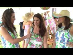 Let this video get you in the mood for this Saturday's running of the Preakness!    #LillyPulitzer #SouthernWeddings