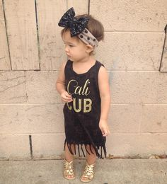 """Cali Cub"" Dress - Limited Edition"