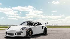 2016 Porsche 911 GT3 RS 7 Speed Automatic Review