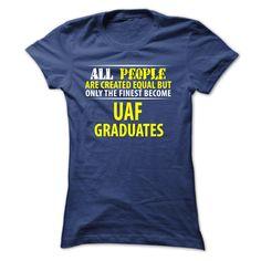 Limited Edition -  UNIVERSITY OF ALASKA FAIRBANKS (UAF) T Shirt, Hoodie, Sweatshirt