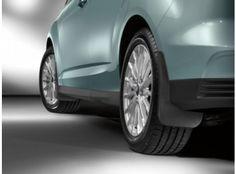 Ford C Max Splash Guards Molded Rear At Partscheap Com