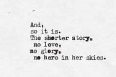 """""""The Blower's Daughter"""" - Damien Rice."""
