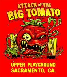 UP BIG TOMATO by Munk One