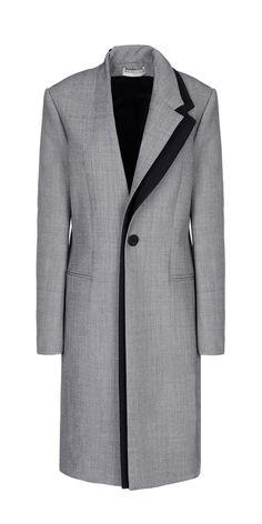 Balenciaga Double Lapel Classic Coat for Women Fashion Capsule, Diy Table, Summer Collection, Coats For Women, Balenciaga, Fashion Accessories, Punk, Blazer, Suits
