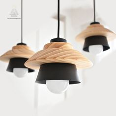 Modern wood pendant lights lamparas colorful aluminum lamp shade korea nordic pendant lights for home lighting modern hanging lamp wooden aluminum lampshade e27 led bedroom aloadofball Choice Image