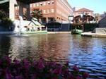 Turning Basin on the Canal Walk Richmond, VA