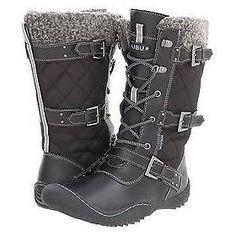 Nice snow boots :)