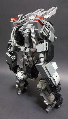 Lego mech by kenny_yan