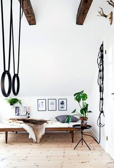 A lovely Danish student's home - revisited!