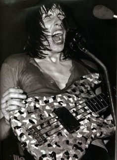 Roger Waters - Pink Floyd- A creative genius and one of my favorite bass players.