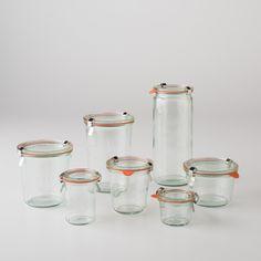 Weck Storage Jars | Schoolhouse Electric & Supply Co.